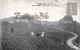 (15) L'Auvergne - Cantal - Apchon - Ses Rochers Et Son Château - Trés Bon état - 2 SCANS - Sonstige Gemeinden