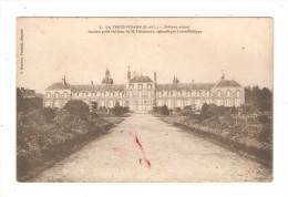 CPA  28 - La Ferté Vidame : Chateau Actuel - Ancien Petit Chateau M Delaborde Agrandi Par Louis Philippe Peu Commune - France