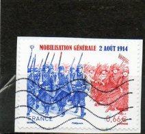 FRANCE      0,66 €        2014     Sur Fragment Oblitéré - France