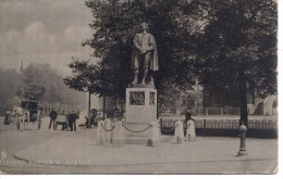 BEDS - BEDFORD - BUNYAN'S STATUE 1905 Bd234 - Bedford
