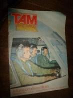 1980 TAM (Terre Air Mer):GENDARMES à Aviation Civile;Être MARIN;Orléans;La Moto-bombe AYAMAHA RD350;Mictlan;COGNAC..etc - Francés