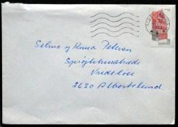 Denmark  1973  Letter Minr.538   ALBERTSLUND 12-7-1973 ( Lot 4625 ) - Dinamarca