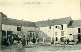 Fontenay En Parisis La Ferme Bernard - Autres Communes