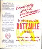 Pub. Reclame Landbouw - Bemesting Meststof Bataille - Basecles Fresnes - Advertising