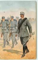 ARMEE ITALIENNE FANTASSIN - Uniformi