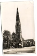 Dulwich - Methodist Church - Barry Road - London