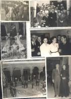 LOTE DE 6 FOTOGRAFIAS ORIGINALES DE LA EPOCA - Personas Anónimos