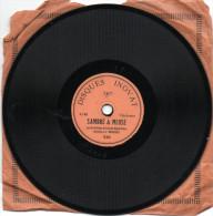 DISQUE INNOVAT )    RARE - DISQUE à AIGUILLE N 535   SAMBRE ET MEUSE MICHEL STRGOFF - 78 T - Discos Para Fonógrafos