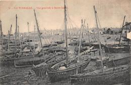 ¤¤  -  1a   -   LA TURBALLE   -   Vue Générale à Marée Basse   -  Bateaux De Pêche    -  ¤¤ - La Turballe