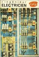 G�g� Jouet Scientifique l'Ing�nieur Electricien 135 exp�riences Livret de 62 pages couverture d�tach�e bon etat
