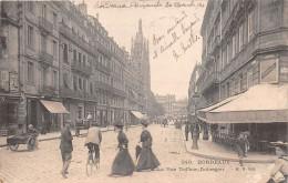 ¤¤  -    240  -   BORDEAUX   -   La Rue Duffour-Dubergier -  ¤¤ - Bordeaux