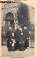 VICHY LA MAISON DU MISSIONNAIRE 14 RUE DE L'ETABLISSEMENT THERMAL PERE BLANC PRETRE MOINE CURE RELIGION - Vichy
