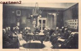 VICHY LA MAISON DU MISSIONNAIRE 14 RUE DE L'ETABLISSEMENT THERMAL LE CERCLE PRETRE CURE MOINE LAZARISTE PERE-BLANC - Vichy
