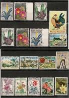 BELGIQUE Années 1960/70 Flore Et Faune**