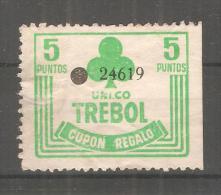 Viñeta De Trebol. - España