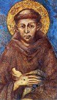 Santino SAN FRANCESCO DI ASSISI - PERFETTO H25 - Religione & Esoterismo