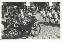 VITTORIO EMANUELE III A BUDAPEST - Case Reali