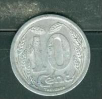 10 Centimes - Monnaie De Nécessité 1921- Chambre De Commerce D'Evreux. - Pia8702 - Notgeld