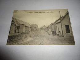 ROSIERES EN SANTERRE Rue De Caix - Rosieres En Santerre