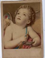 CARDBOARD PAPPE KARTON ENGEL ANGEL PROF.SCHURIG - Anges