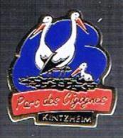 Ville, Animaux, Parc Des Cigognes Kintzheim - Villes