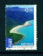 AUSTRALIA  -  2010  Cape Tribulation  International Post  $2.20  Used As Scan - 2010-... Elizabeth II