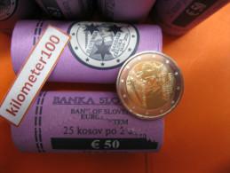 2 EUR 2014 - SLOVENIE UNC - 600 Jaar Kroning Van Barbara Van Celje - Slovénie
