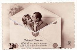 AK PAARE COUPLE COOPIE  Fotografie ALTE POSTKARTE Paris - Couples