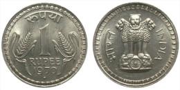 1 Rupee 1970 (India) - India