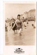 "PORTRAIT PIN UP FEMME-MUJER-DONNA-WOMEN BAGNE MAR DEL PLATA ""CASA FOTO REAL"" ANNEE 1942 NON CIRCULEE GECKO - Pin-Ups"