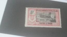 LOT 234804 TIMBRE DE COLONIE INDE NEUF* N�55