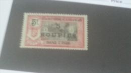 LOT 234808 TIMBRE DE COLONIE INDE NEUF(*) N�78 VALEUR 30 EUROS