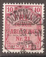 Deutsches Reich 1903 # Dienst - Michel 4 O - Officials