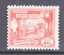 BRITISH  B URMA  130       * - Burma (...-1947)