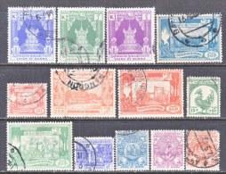 BRITISH  B URMA  139-51      (o) - Burma (...-1947)