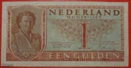 ★VARIETY★NETHERLANDS 1 GULDEN 1949! LOW START! NO RESERVE! - [2] 1815-… : Koninkrijk Der Verenigde Nederlanden