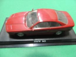 X BMW  M5 DEL PRADO CAR COLLECTIONS 1/43 BASETTA DEDICATA NO BOX - Automobili