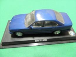 X BMW  850I  DEL PRADO CAR COLLECTIONS 1/43 BASETTA DEDICATA NO BOX - Automobili