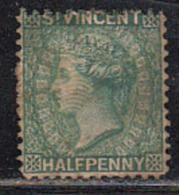 St. Vincent Used, Half Penny, ½d, As Scan, Cond., Filler - St.Vincent (...-1979)