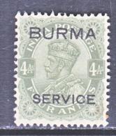 BR. B URMA   07   * - Burma (...-1947)