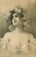 ** Femme Dans Le Style Art-Nouveau ** - Illustrateur - édit; J.P.W. N° 543/3 Cpa Précurseur  Bon état - Dupuis, Emile