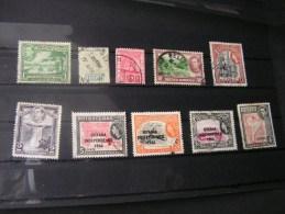 == Britisch Guayan , Honduras Kl.  Lot - Lots & Kiloware (max. 999 Stück)