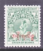 BR. B URMA   057  * - Burma (...-1947)