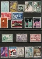 BELGIQUE Années 1960/71Evènements Tous**