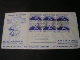 == San Marino Cv. MeF 1961  Sport  Fechten - San Marino