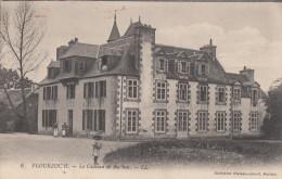 PLOUEZOC'H CHÂTEAU DE ROC'HOU NEUVE - France