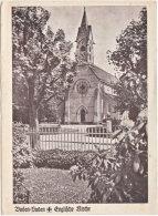Gf. BADEN-BADEN. Englische Kirche - Baden-Baden