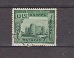 1941-  Integration De La Basarabie Mi No 721 Et Yv No 672 SOROCA - 1918-1948 Ferdinand, Carol II. & Mihai I.