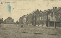 Anderlues - Place Ferrer  ( Voir Verso ) - Anderlues