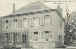 Elouges - Pensionnat Sainte-Thérèse - Façade Sur Jardin  ( Voir Verso ) - Dour